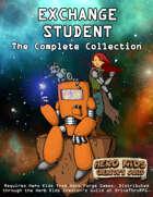 Hero Kids Space - Exchange Student Complete Collection [BUNDLE]
