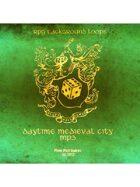 Pro RPG Audio: Daytime Medieval City