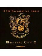 Pro RPG Audio: Medieval City 2