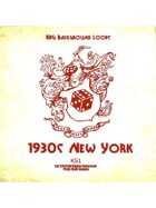 Pro RPG Audio: 1930s New York