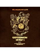 Pro RPG Audio: Subterranean World 1