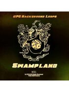 Pro RPG Audio: Swampland