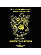 Pro RPG Audio: Villain's Spaceship Bridge