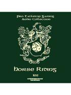 Pro RPG Audio: Horse Riding