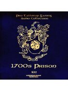 Pro RPG Audio: 1700s Prison