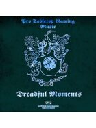 Pro RPG Music: Dreadful Moments