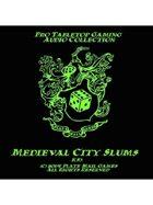 Pro RPG Audio: Medieval City Slums