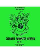 Pro RPG Audio: Gigantic Monster Attack