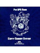 Pro RPG Audio: Empty Subway Station