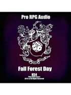 Pro RPG Audio: Fall Forest Day