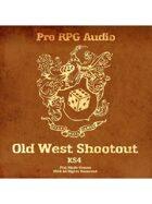 Pro RPG Audio: Old West Shootout
