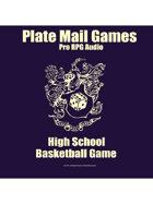 Pro RPG Audio: High School Basketball Game