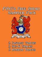 PMG's Free Audio Sampler [BUNDLE]