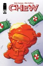 Secret Identity Podcast Issue #653--Chew and Spider-Man 2099
