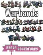 Brave Adventures Warbands Bundle [BUNDLE]