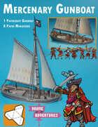 Mercenary Gunboat [BUNDLE]