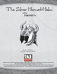 The Silver Horned-Helm Tavern