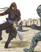 Lema's Stockart #3: Fighting in the bridge