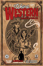 Weird Western Adventures #2