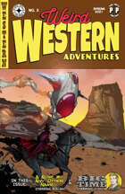 Weird Western Adventures #3