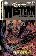 Weird Western Adventures #4