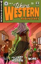 Weird Western Adventures #5