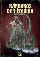 Bárbaros de Lemuria, manual básico
