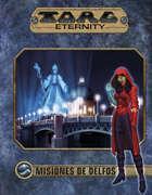 Torg Eternity - Misiones de Delfos (libro de aventuras)