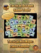 Tactical Hex Map-Token Sampler