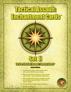 Tactical Assault: Enchantment Cards™ Card Pack Set II - TAGEC002