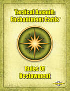 Tactical Assault: Enchantment Cards™ Expansion Rules