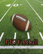 PTG Football Print Action Deck