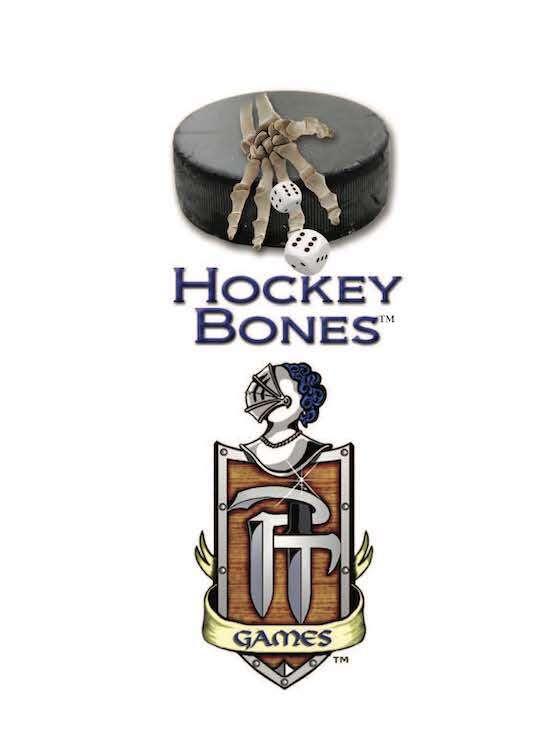 Hockey Bones Core Game Print