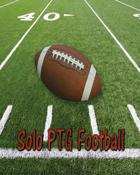 Solo PTG Football Card Decks