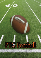 PTG Football Core Game Field Markers