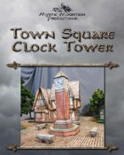 Town Square Clock Tower