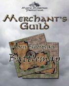 Battlemap - Merchant's Guild