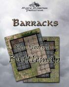 Battlemap - Barracks