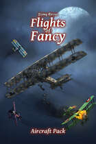 Flying Circus Plane Pack #1 - Flights of Fancy