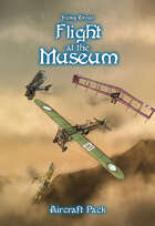 Flying Circus Plane Pack #2 - Flight at the Museum