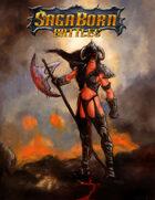 SagaBorn Battles - A Miniatures Skirmish Game Starter Kit