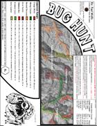 Bug Hunt, A Sci-Fi One-Page Adventure