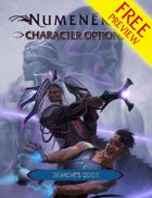 Numenera Character Options FREE PREVIEW