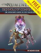 Technology Compendium: Sir Arthour's Guide to the Numenera FREE PREVIEW