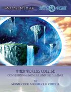When Worlds Collide: Converting Numenera and The Strange