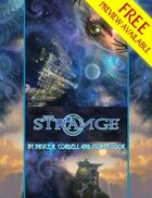 The Strange FREE PREVIEW
