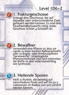 1. Frakturgeschosse - Custom Card