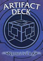 Numenera Artifact Deck
