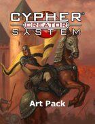 Cypher System Creator Resource - Art Set 1