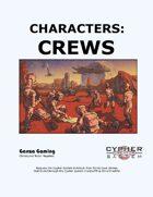 Characters: Crews